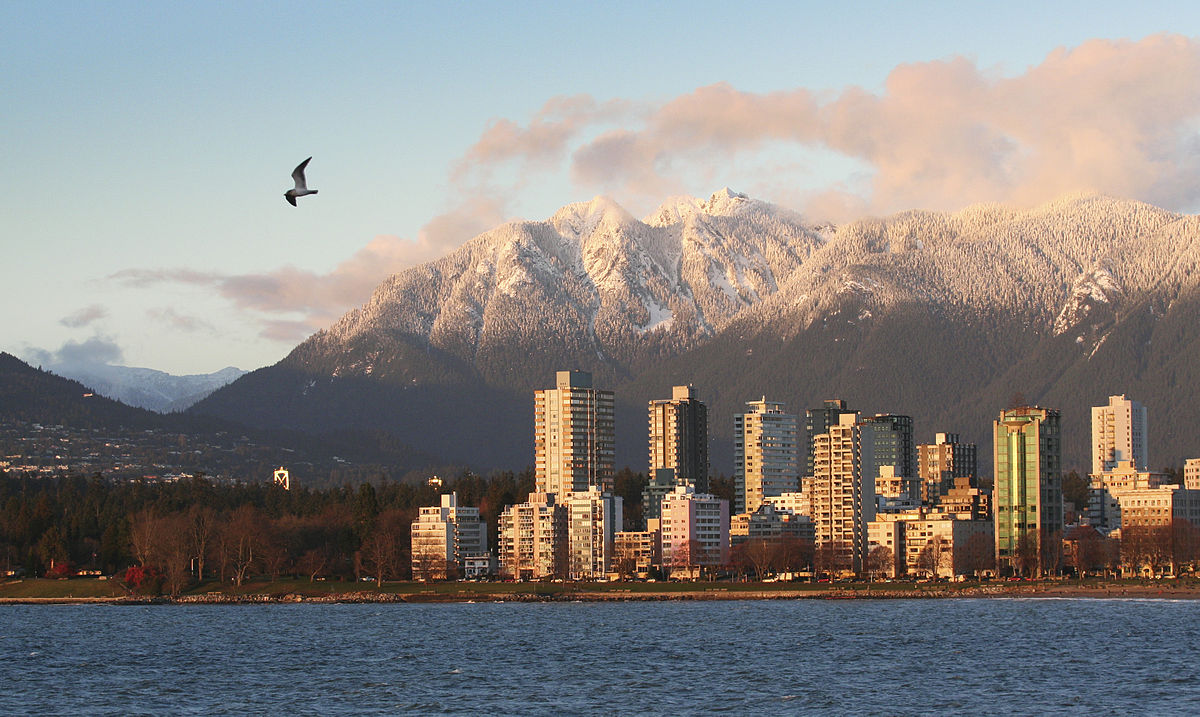 Vancouver is one of the best cities to visit in 2015 ... photo by CC user Socceronly on wikimedia