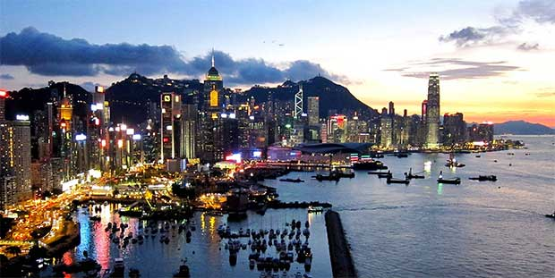 Hong Kong Most Popular