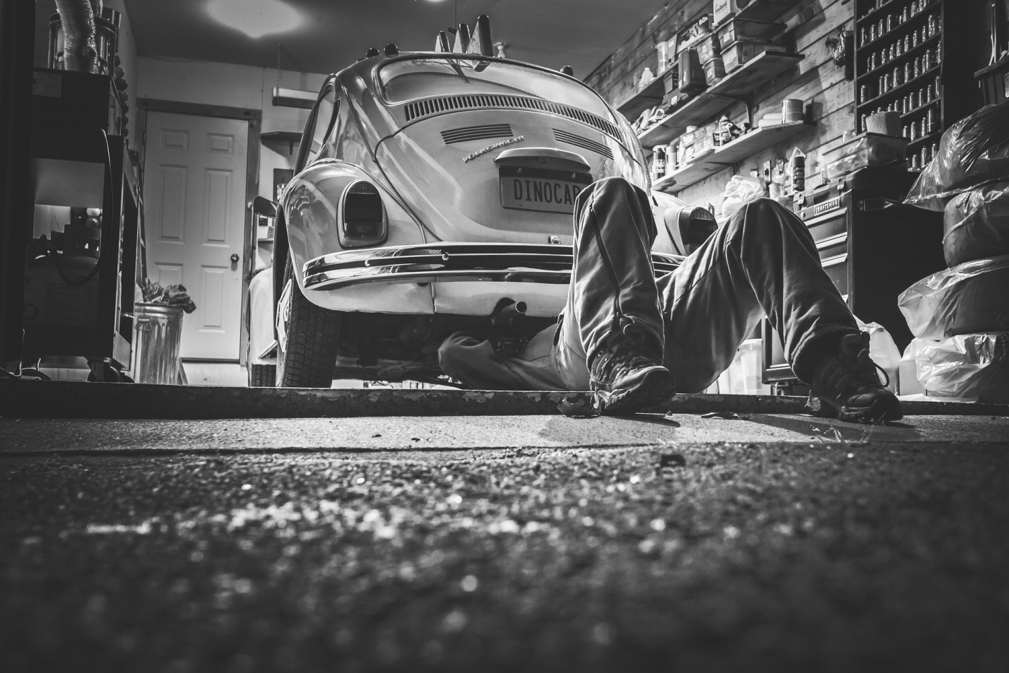 Is your Car Leaking Oil? Here's what you need to look for...