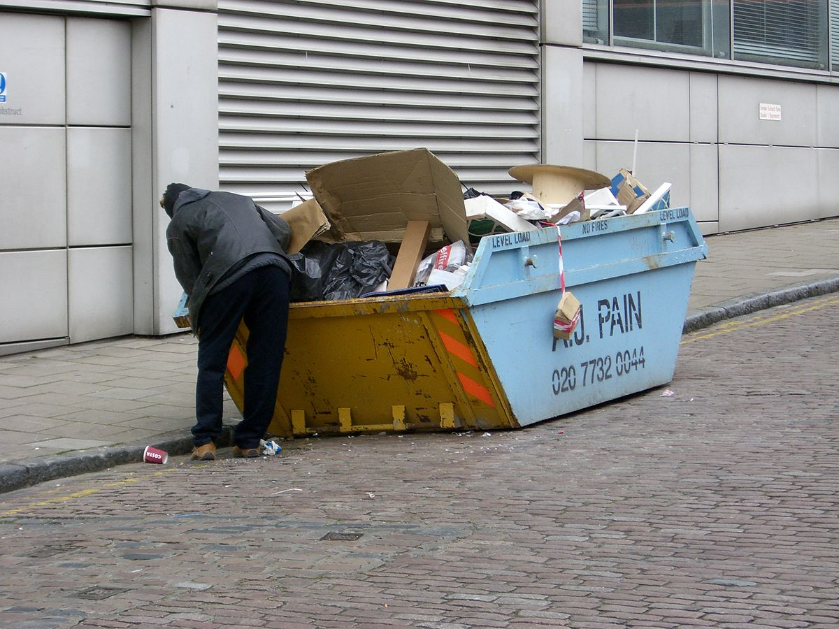 Knowing What You Can And Can't Put Into A Skip Bin can be confusing